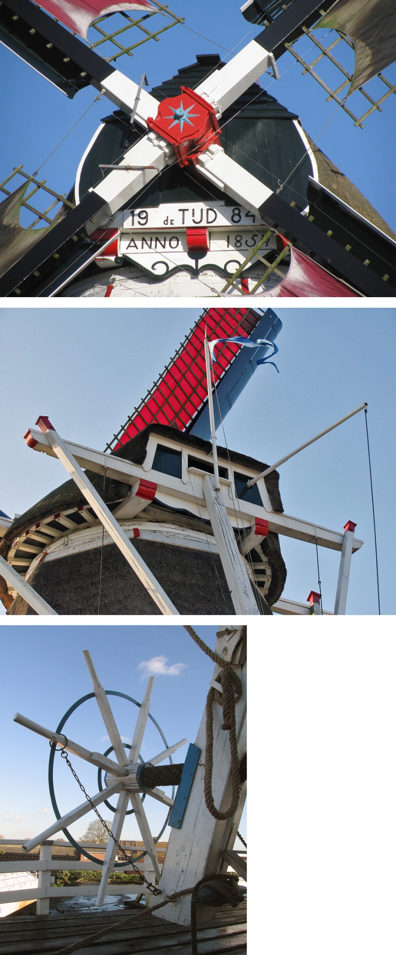 De Tijd, Oostendorp | Nederlandse Molendatabase